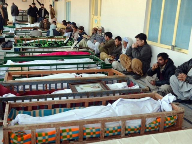 Massacre of Shias in Quetta provides damning indictment of authorities: HRW