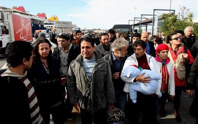 Grace refugees