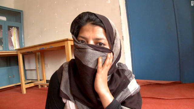 Jailed Afghan rape victim freed