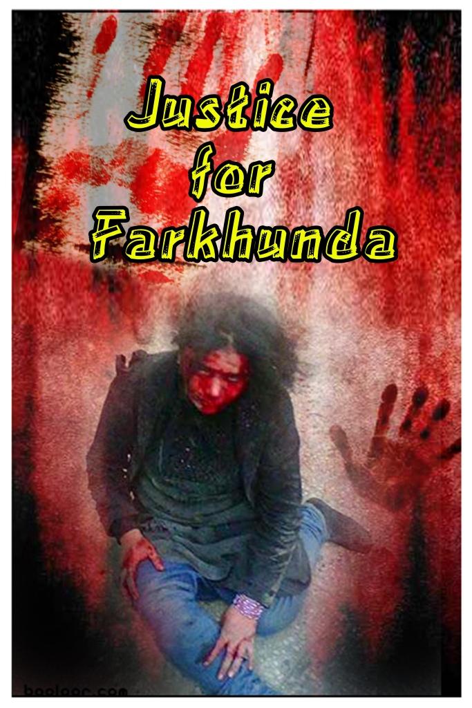 #Farkhunda