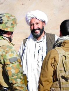 Commander Matiullah Khan